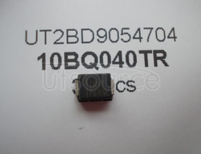 10BQ040TR 40V 1A Schottky Discrete Diode in a SMB package