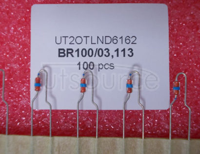 BR100/03,113 Silicon   Bi-directional   Trigger   Device