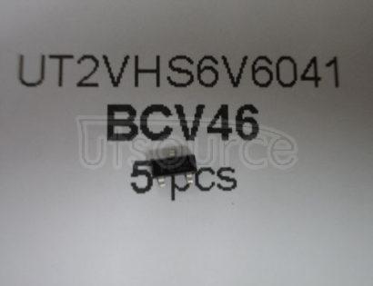 BCV46 PNP Darlington transistorsPNP