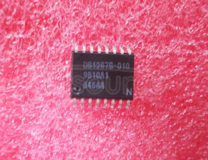 DS1267S-010 Dual   Digital   Potentiometer   Chip