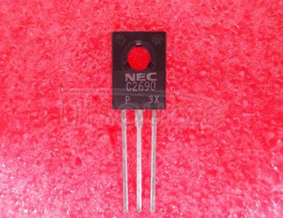 2SC2690 PNP/NPN SILICON EPITAXIAL TRANSISTOR