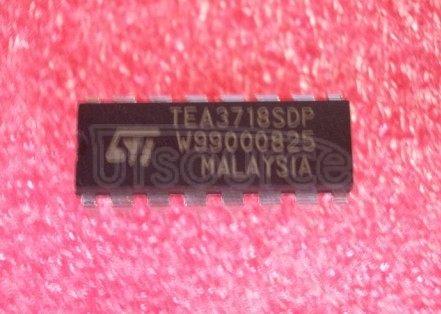 TEA3718SDP STEPPER MOTOR DRIVER