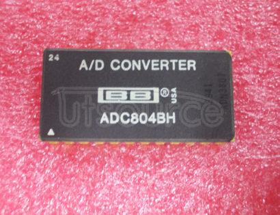 ADC804BH SERIAL OUTPUT ANALOG-TO-DIGITAL CONVERTER