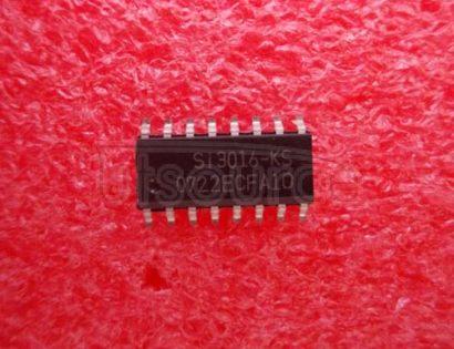 SI3016-KS EMBEDDED V.90 MODEM DSP