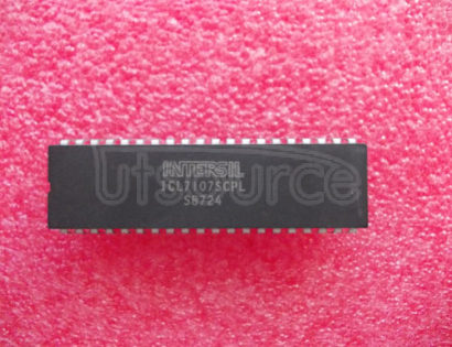 ICL7107SCPL Dual LVDS Receiver 8-SOIC