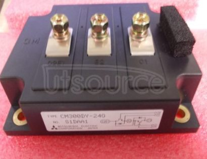 CM300DY-24G HIGH POWER SWITCHING USE