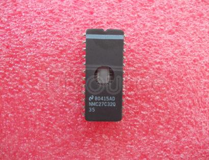 NMC27C32Q35 65,536-BIT 8192 X 8 CMOS EPROM