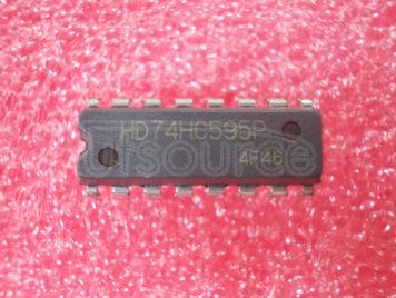 HD74HC595P