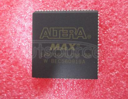 EPM7160ELC84-20 IC MAX 7000 CPLD 160 84-PLCC
