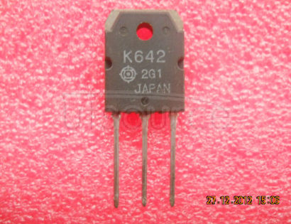 2SK642 SILICON N-CHANNEL MOS FET