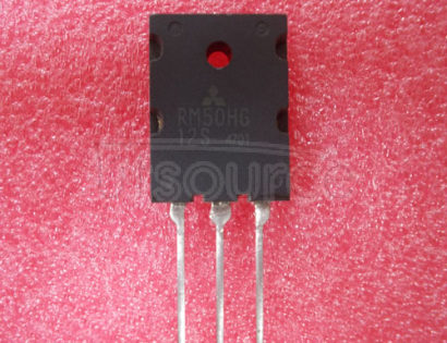 RM50HG-12S HIGH SPEED SWITCHING USE NON-INSULATED TYPE