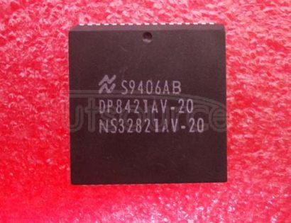 DP8421AV-20 microCMOS   Programmable   256k/1M/4M   Dynamic   RAM   Controller/Drivers