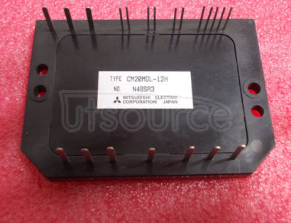 CM20MDL-12H MEDIUM POWER SWITCHING USE INSULATED TYPE