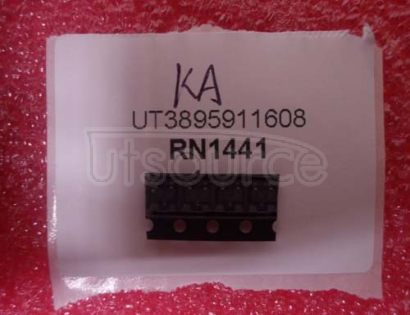 RN1441 TOSHIBA Transistor Silicon NPN Epitaxial Type PCT Process