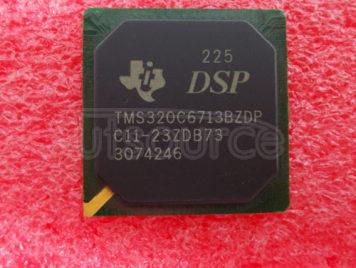TMS320C6713BZDP225
