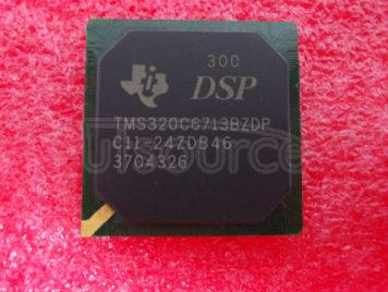TMS320C6713BZDP300