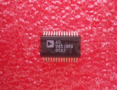 AD9851BRS CMOS 180 MHz DDS/DAC Synthesizer