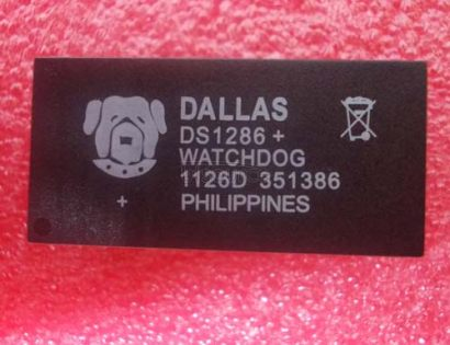 DS1286 Watchdog Timekeeper