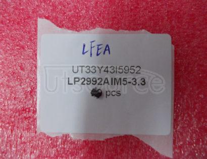 LP2992AIM5-3.3