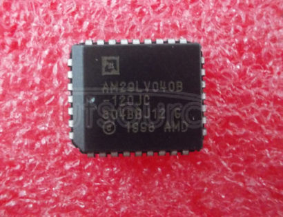 AM29LV040B-120JC 600V Copack IGBT in a D2-Pak package