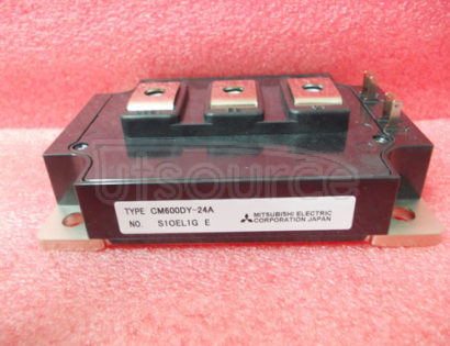 CM600DY-24A HIGH POWER SWITCHING USE