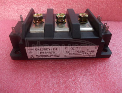 QM150DY-2H HIGH   POWER   SWITCHING   USE   INSULATED   TYPE