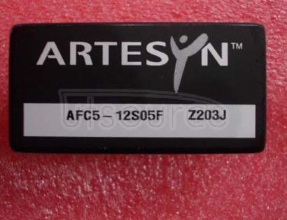 AFC5-12S05F Analog IC