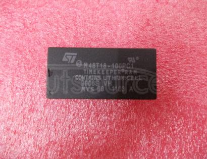 M48T18-100PC1 64 Kbit 8Kb x 8 TIMEKEEPER SRAM
