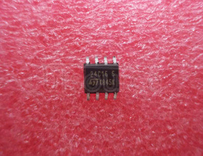 24C166 STANDARD AND LOW POWER PROGRAMMABLE READ-ONLY MEMORIES
