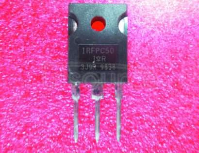 IRFPC50 Power MOSFETVdss=600V, Rdson=0.60ohm, Id=11A