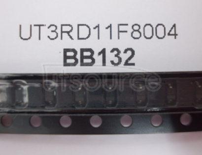 BB132 VHF variable capacitance diodeVHF
