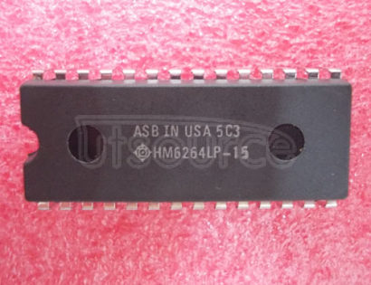 HM6264LP15 8192-word x 8-bit High Speed CMOS Static RAM