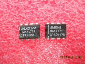 MAX1771CPA
