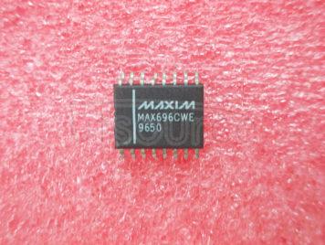 MAX696CWE