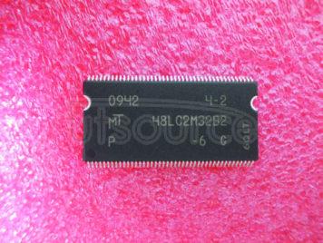 MT48LC2M32B2P-6