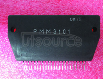 PMM3101 3-Phase   Stepping   Motor   Drive  IC  for   Universal   Controller