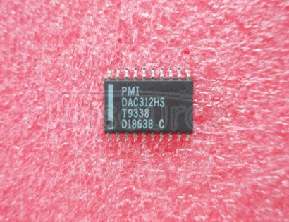 DAC312HS 12-Bit High Speed Multiplying D/A Converter