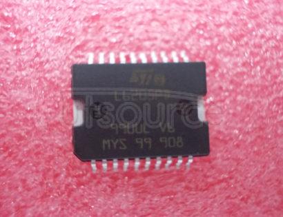 L6205PD DMOS DUAL FULL BRIDGE DRIVER