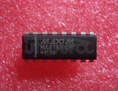 MAX4619CPE