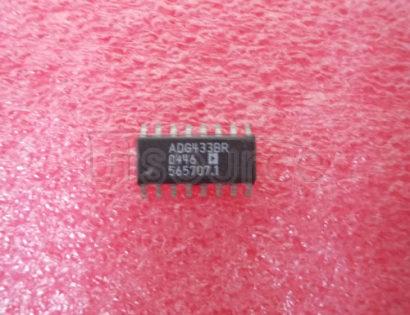 ADG433BR LC2MOS Precision Quad SPST Switches