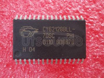 CY62128BLL-70SC