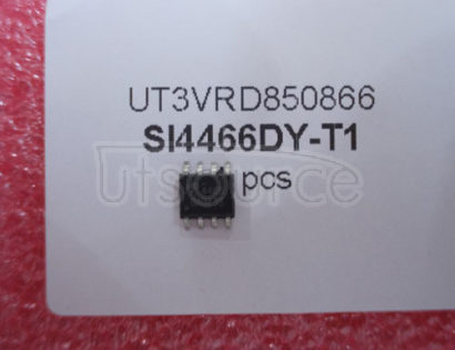 SI4466DY-T1 Single N-Channel 2.5V Specified PowerTrench MOSFET