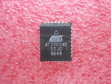 AT27C040-12JC