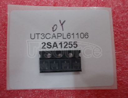 2SA1255 TRANSISTOR HIGH VOLTAGE SWITCHING APPLICATIONS