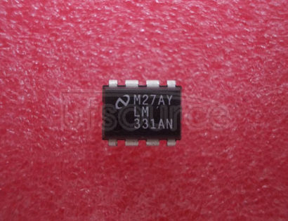 LM331AN Precision Voltage-to-Frequency Converters