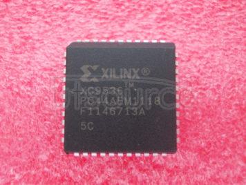 XC9536-5PC44C