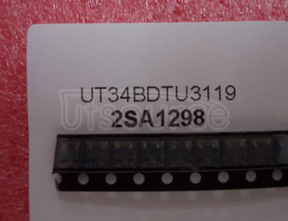 2SA1298 TRANSISTOR   (LOW   FREQUENCY   POWER   AMPLIFIER,   SWITCHING   APPLICATIONS)