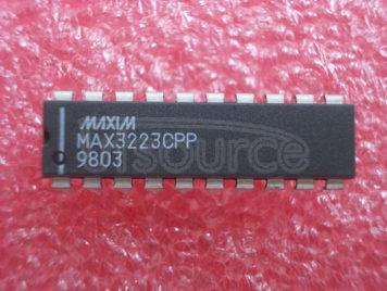 MAX3223CPP