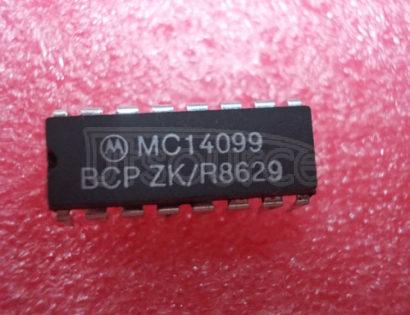 MC14099BCP Quad Ethernet Power Sourcing Equipment Power Manager 64-HTQFP -40 to 125