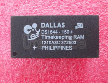 DS1644-150 Nonvolatile Timekeeping RAM